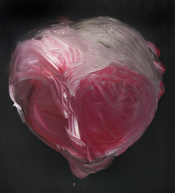 birgit munsch-klein, gemälde, Malerei, painting, art, Kunst, modern art, heart